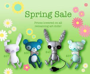 Spring Sale by BibelotForest