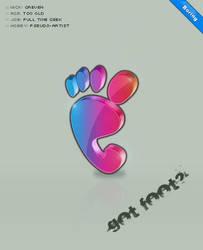 Dev ID 08: Got Foot? by grevenlx