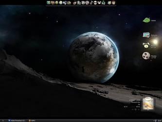 April Desktop by grevenlx