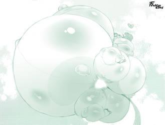 Shiyo balloon by Ffuffle