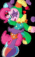 The Jester Pony by TiXoLSeyerk
