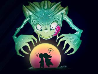 Love's Monster by VenusdeMilo2703