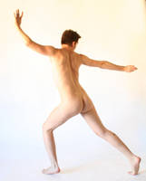 male gesture nude 3 by TheMaleNudeStock