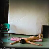 Dead Male Nude by TheMaleNudeStock