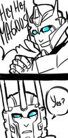 Hey Magnus! by chainedsinner