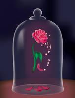 A Single Rose by SolitudeInterlude