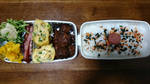 Japanese lunch box by skizophrenia1209