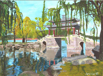Summer Palace by archiei