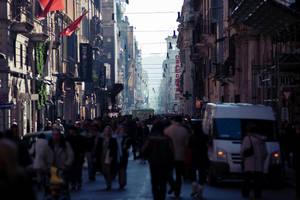 rome street by mbennion76