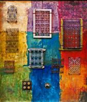 Santana Row by mbennion76