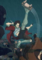 Samurai Champloo: Its Mugen To You Ninja! by yinfaowei