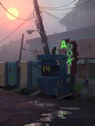 Aboki Shop by yinfaowei