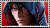 Jin Kazama Stamp (Tekken 7) by Princess-of-Thorn
