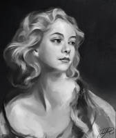 Helen Hughes by Livia-Anna