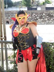 Divatox - Power Rangers Turbo by Neleya-Hohoemi