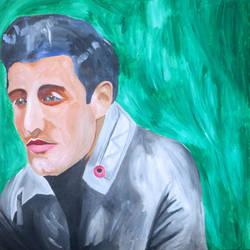 Nick Pitera Painting by mrsbilliejean