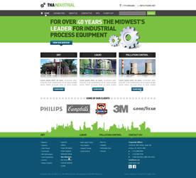THA-Homepage by zeba5