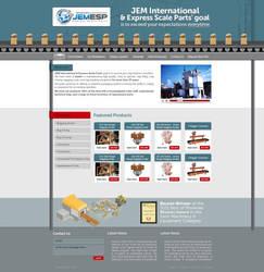 JEM Web Design by zeba5