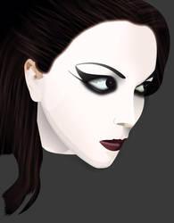 WIP -Dark Girl- by zeba5