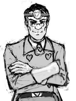 Medic of Hearts by Cleocatra