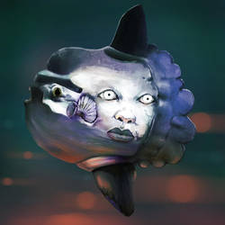 Fishface by Cleocatra
