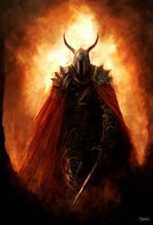Doom knight by sancient