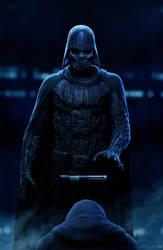 Darth Vader force ghost apprentice variant by sancient