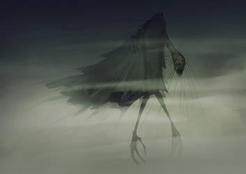 dementor by CoconutMilkyway