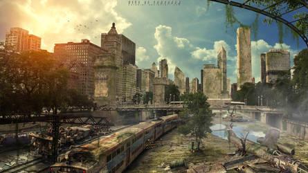 City of tomorrow by bataulai
