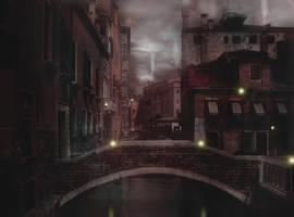 Venice by believeinsketching