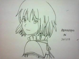 akagami no shirayukihime by adzminalpha