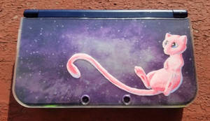 Mew 3ds Cover by Haymurus