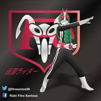 Kamen Rider Ichigou by FitraSantos