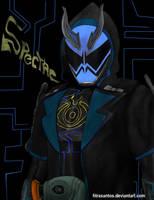 Kamen Rider Specter. by FitraSantos