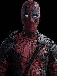 Deadpool by FitraSantos