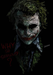 THE JOKER by FitraSantos