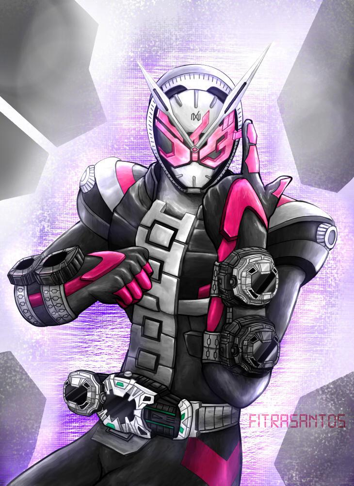 Kamen Rider Zi O By Fitrasantos On Deviantart