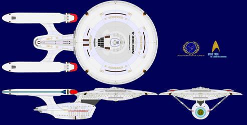 Ambassador-Class Mk II (WIP) by captDLangston