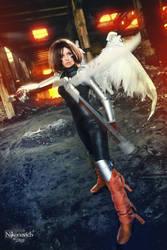 Battle Angel Alita - 2014 - 3 by Tanuki-Tinka-Asai