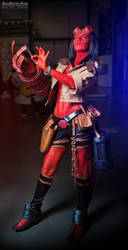 Hellgirl - Yes! This is me! ^^ by Tanuki-Tinka-Asai