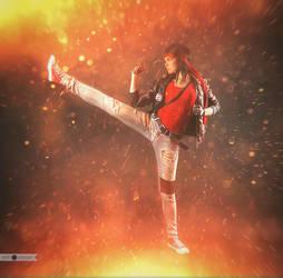 Kung Fury is a serious!-2 by Tanuki-Tinka-Asai