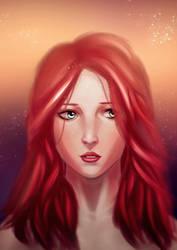 Rosehead by TheKurt009