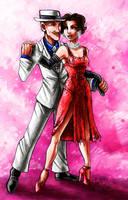 CC: Tony and Gabby by DrMistyTang