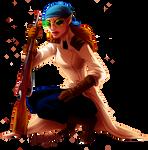 Kali - Commission by DrMistyTang