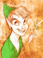 Peter Pan by DrMistyTang