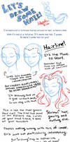 Let's draw some hair by DrMistyTang