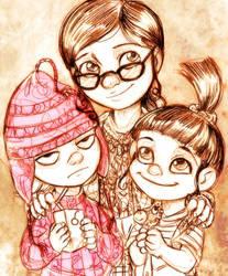 The Prettiest Girls by DrMistyTang