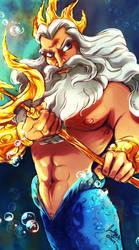 King Triton by DrMistyTang