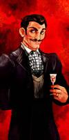 Captain Rhett Butler by DrMistyTang
