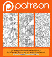 Patreon Pattern Set 06 by DrMistyTang